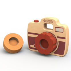 Begin Again Toys Shutterbug Camera Eco-Friendly and Non-Toxic Toy