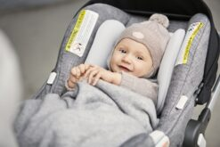 The Stokke Pipa by Nuna turns any Stokke stroller into an easy to use travel system