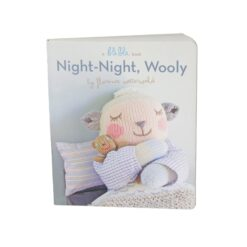 Blabla Night-Night Wooly Book
