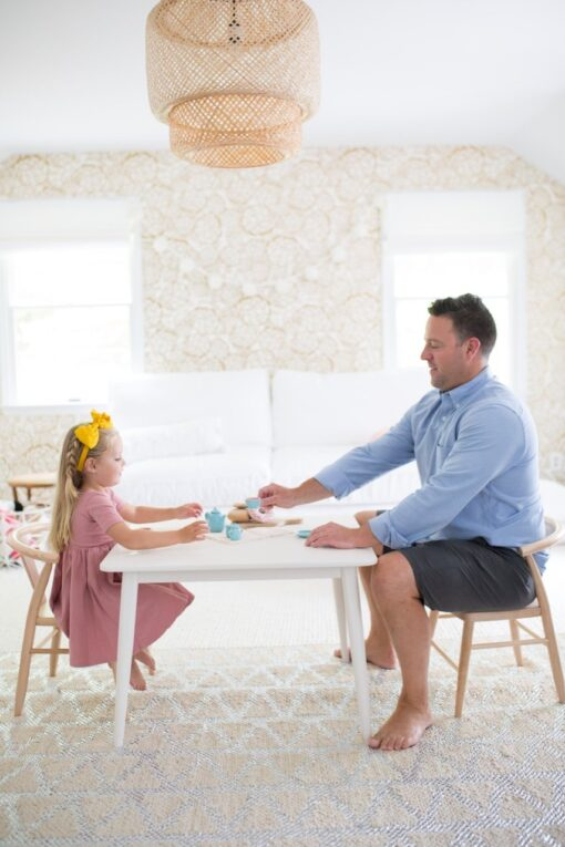 Milton & Goose Play Table Perfect for Smaller and Older Children