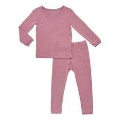 Kyte BABY Toddler Pajama Set in Mulberry
