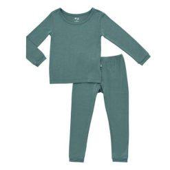 Kyte BABY Toddler Pajama Set in Pine
