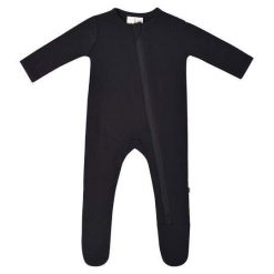 Kyte BABY Zippered Footie in Midnight