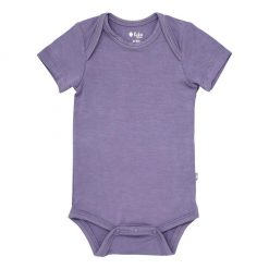 Kyte BABY Bodysuit in Orchid