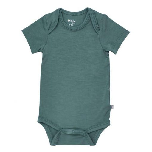 Kyte BABY Bodysuit in Pine