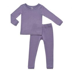 Kyte BABY Toddler Pajama Set in Orchid
