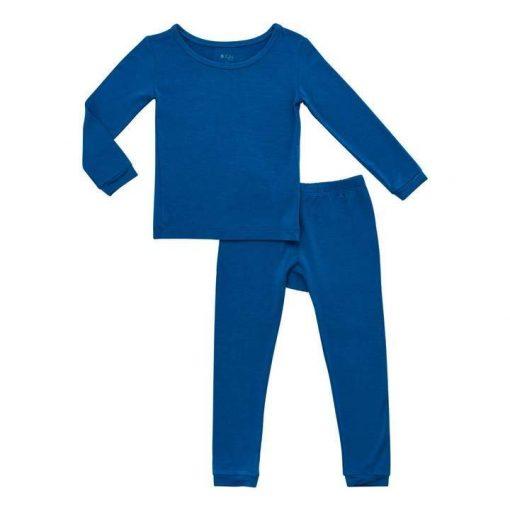 Kyte BABY Toddler Pajama Set in Sapphire
