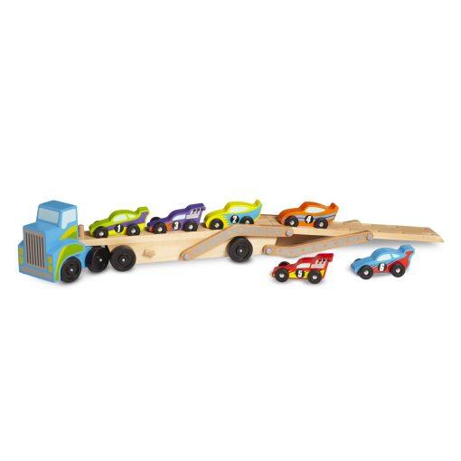 race-car hauler