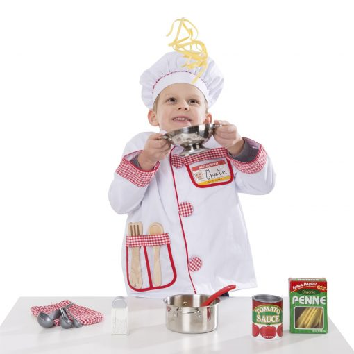 Chef pots and pans toy