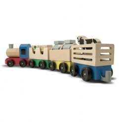 farm train set by Melissa & Doug
