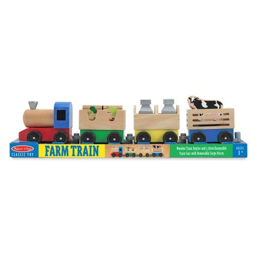 farm themed toy train