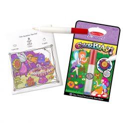 Fairies coloring pad