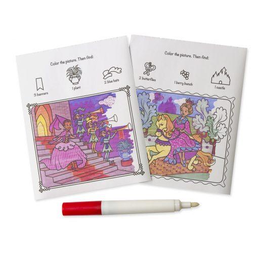 no mess coloring pad