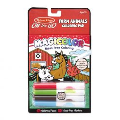 Melissa & Doug Magicolor Coloring Pad - Farm Animals