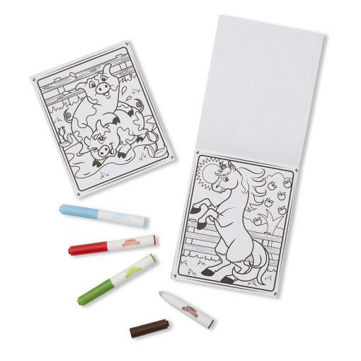 Magicolor coloring book animal themed