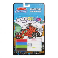 Melissa & Doug Magicolor Coloring Pad - Games & Adventure