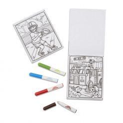 Magicolor coloring pad