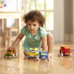 Foam car toy for babies
