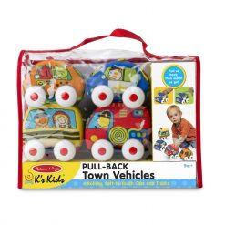 Melissa & Doug Pull-Back Vehicles Packaging