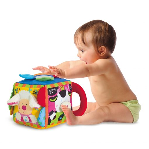 Musical Cube toy for babies