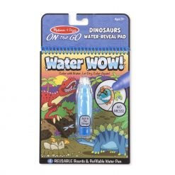 Melissa & Doug Water Wow - Dinosaurs Water-Reveal Pad
