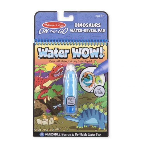 Melissa & Doug Water Wow - Dinosaurs Water-Reveal Pad