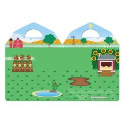 Farm sticker set pad