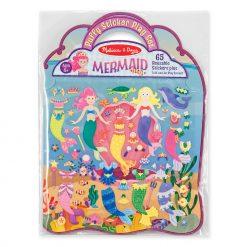 Melissa & Doug Puffy Sticker Play Set - Mermaid