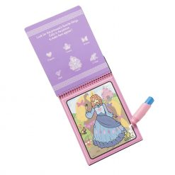 Water coloring pad for kids