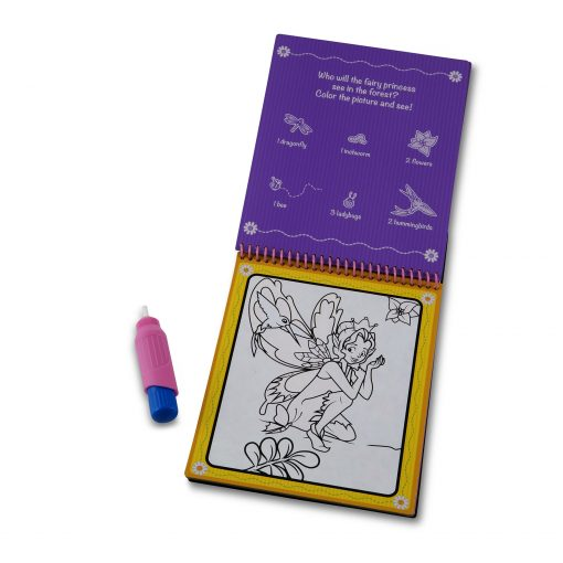 Water Wow coloring pad fairy tale