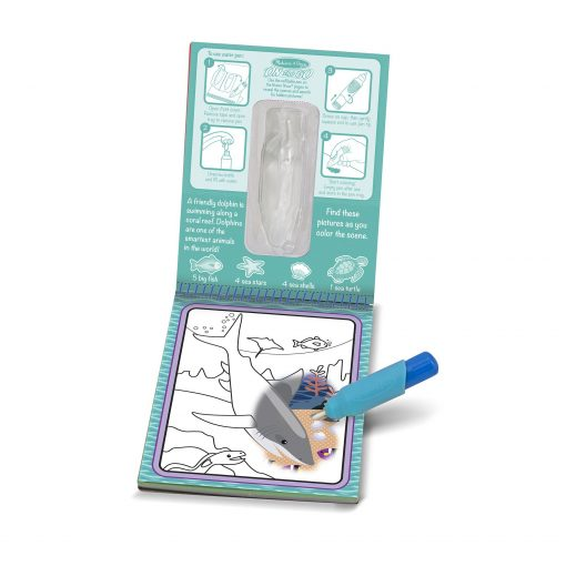 Water wow painting pad