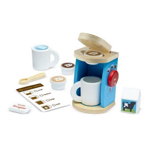 Melissa & Doug Coffee Maker Set