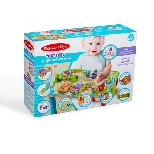 Activity table packaging