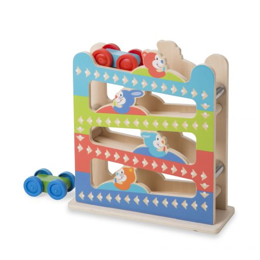 Car tower toy for kids