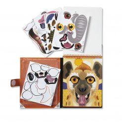Safari Sticker Pad