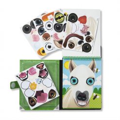 High quality reusable stickers