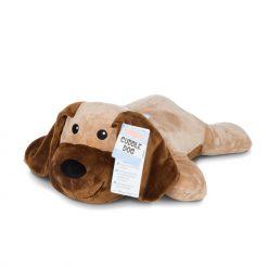 Jumbo stuffed dog