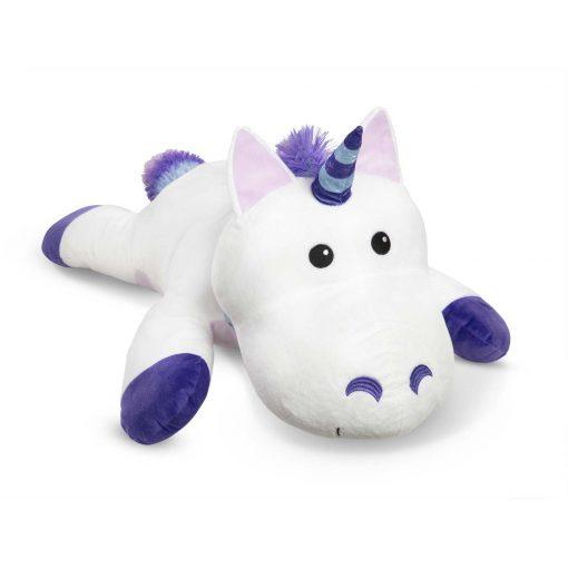 Melissa & Doug Cuddle Unicorn Jumbo Stuffed Animal