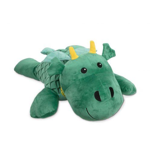 Melissa & Doug Cuddle Dragon Jumbo Stuffed Animal