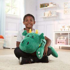 Jumbo Dragon Stuffed Animal