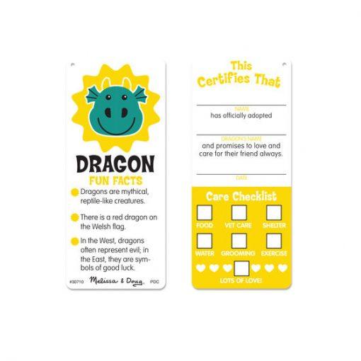 Stuffed dragon fun facts