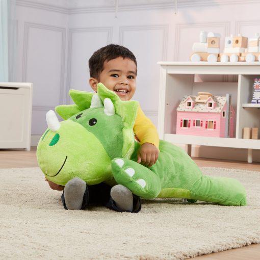 Jumbo Stuffed Dinosaur