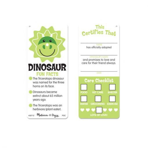 Large stuffed Dinosaur Fun Facts