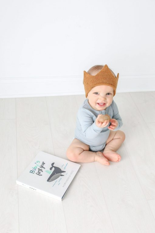 Little Captain Simple Memory Book by Lucy Darling