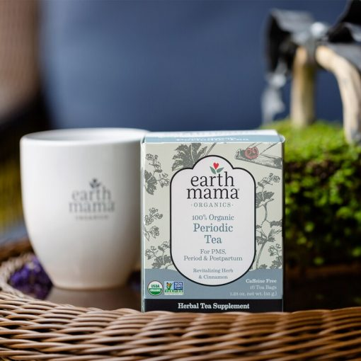 Organic Teas for Postpartum