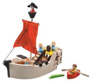 PlanToys Pirate Ship 2