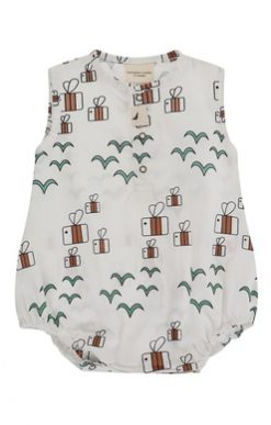 Turtledove London Birds + Bees Romper