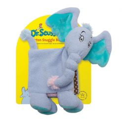 Dr. Seuss Horton Snuggle Book by Manhattan Toy Company