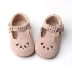 Suede Baby Shoes