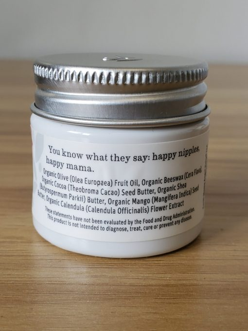 Organic Nipple Butter for Breastfeeding and Exclusively Pumping Moms